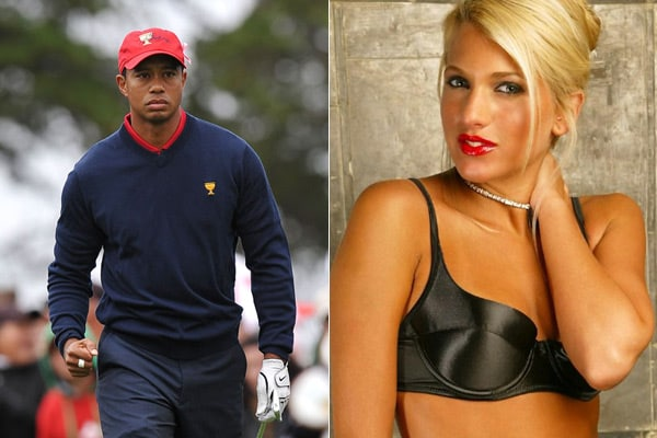 Loredana Jolie: She is supposed to be Tiger Wood's favorite call girl from the whole list. She's a Playboy model and she says she was paid for her services.