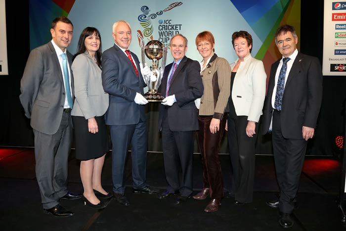 edition of the 50-over World Cup was officially launched by the ICC ...