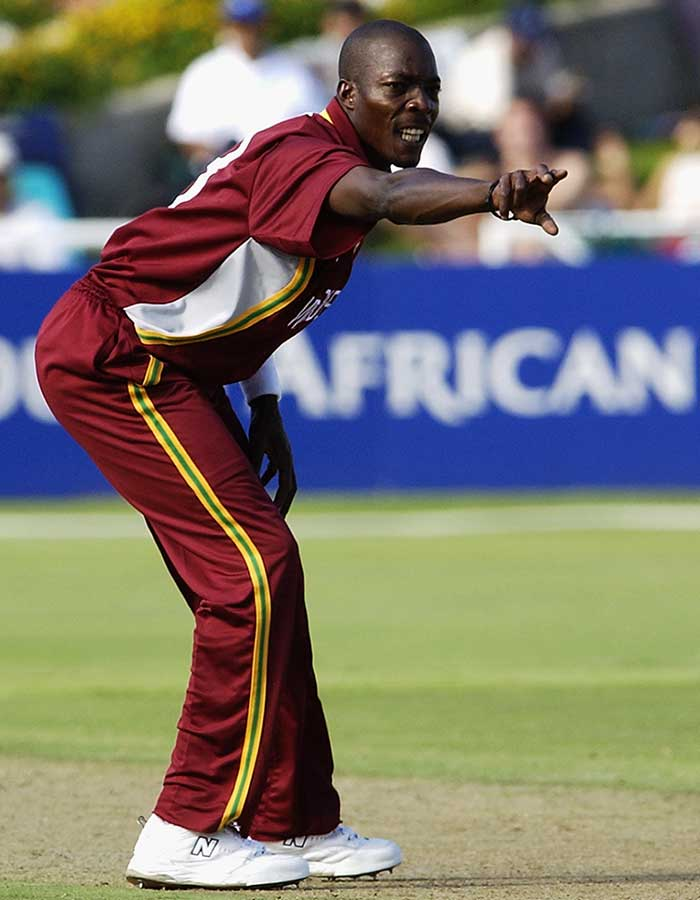 World Cup debut at 33 is a challenge. But Vasbert Drakes of West Indies not only shunned age but finished the 2003 World Cup with 16 wickets. Belated success aside, he also has the dubious distinction of being one of only four cricketers to be dismissed by 'time-out' though not in a World Cup. Drakes' last ODI was way back in 2004.