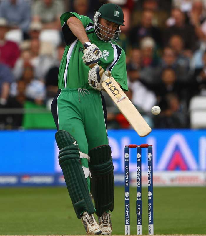 Jeremy Bray is best known for his unbeaten 115 against Zimbabwe in the 2007 World Cup. The Australia born Irish cricketer had 212 runs in the tournament which was one of the best for his side at that time. This after he had already become Ireland's first ODI centurion. He announced his retirement last year owing to age and fitness issues.