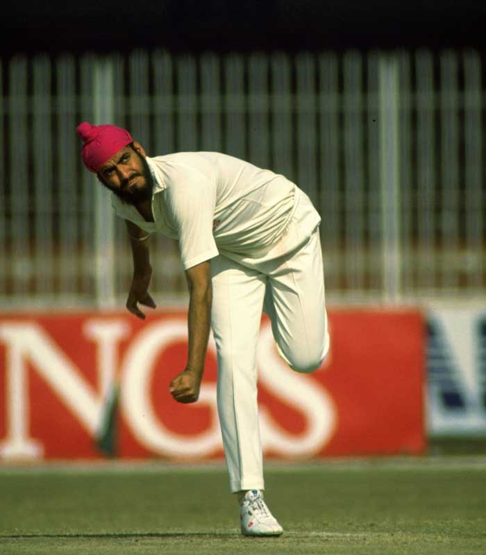 Maninder Singh's stature as one of India's greatest spinner was partly due to his 14 wickets in the 1987 World Cup. His best in the tournament was 3/34 which came against Australia. Maninder though eventually lost the gift of his dreaded loop and with time, lost his place in the side. He is currently a cricket commentator.