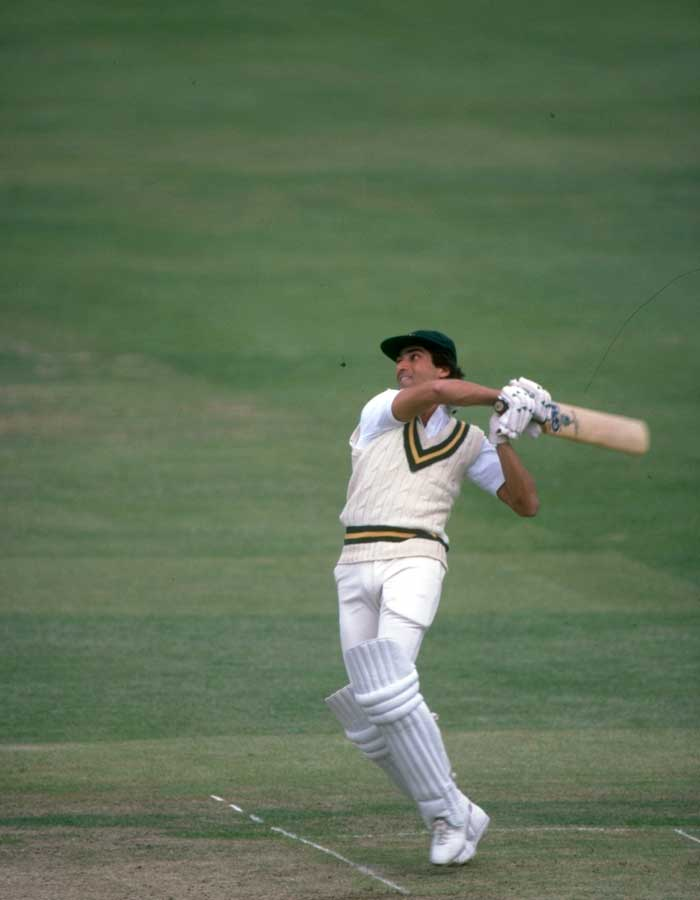 Mohsin Khan registered 223 runs with an average of 32 in the 1983 World Cup. The opening batsman for Pakistan had two half-centuries to his credit but marriage to an Indian actress, settling in India and a stint in Bollywood ensured he never returned to cricket, let alone the World Cup.