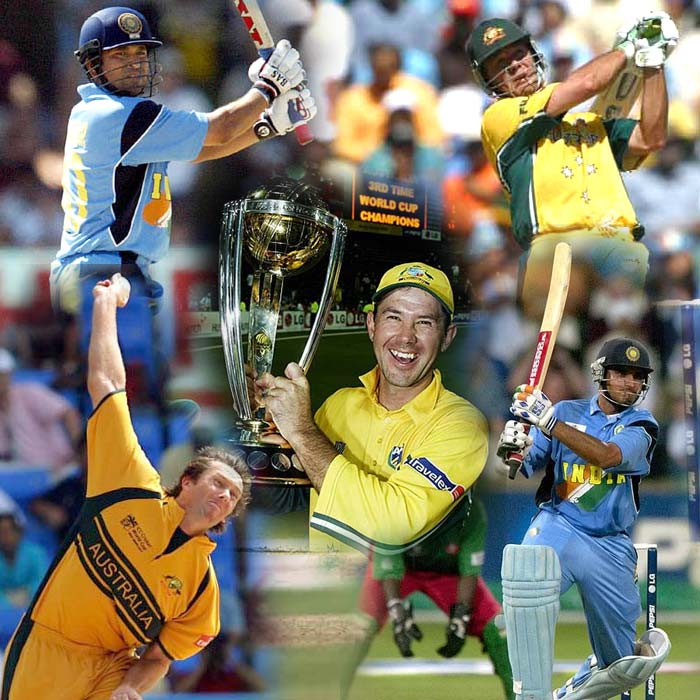 <b>World Cup Bests</b><br><br> The World Cup gives an opportunity to cricketers to prove their mettle at the highest level. It is the trophy which matters the most and hence players try to excel in all departments of the game to come up trumps.<br><br> Over the years, batsmen, bowlers, wicket-keepers and fielders have all performed at the highest level and some of them have done it better than the rest.<br><br> CricketNDTV.com takes a look at the leaders amongst them all.