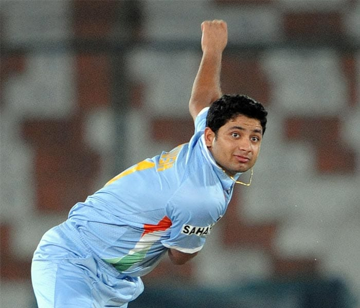 The leg-spinner has waited in the wings for long. Can pick up wickets and also bat down the order.