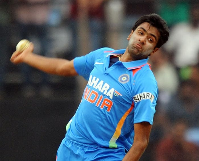 Ravichandran Ashwin has picked up wickets every time he has bowled and is definitely India's second best spinner for ODIs after Harbhajan.