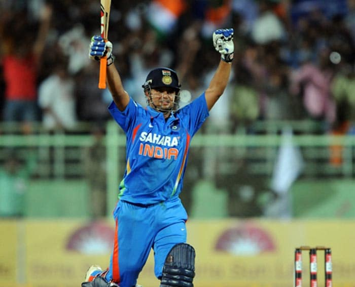 One of the cleanest hitters of the ball in the team, Suresh Raina can easily move up and down in the order. His part-time spinning abilities make him an asset.
