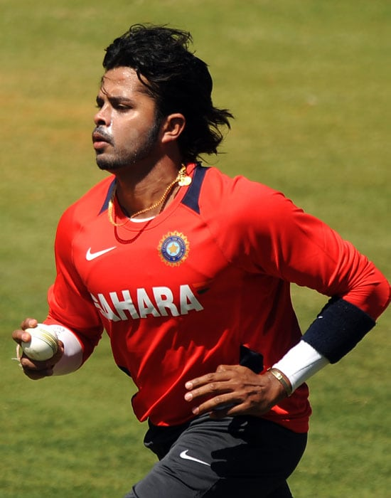 The temperamental fast bowler was not included in the original 15-member squad despite his good show. But injury to Praveen Kumar meant that the Kerala pacer got the nod ahead of Ishant Sharma and R Vinay Kumar.