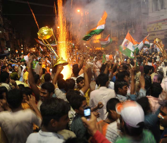 Congrats team India I am very proud to be an Indian<br/><br/>Aparna