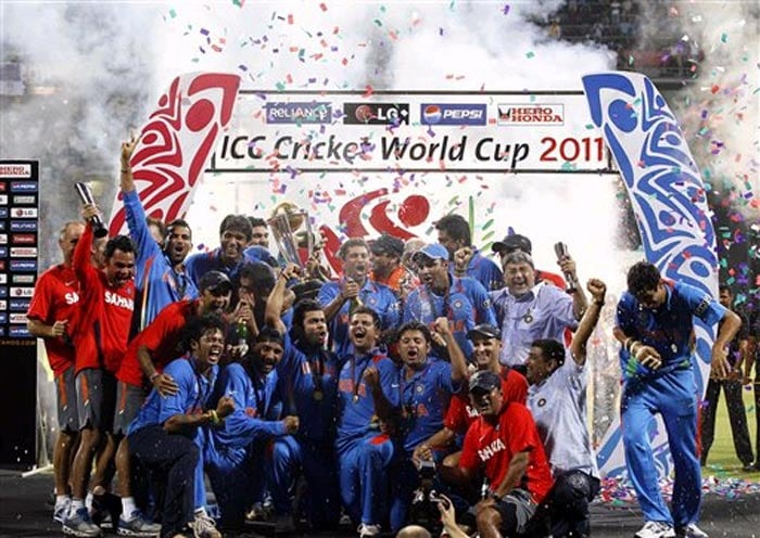 I am a cancer patient. This final has taken away my fear, my stress, my tension, my anxiety... the joy is the cure for my sickness... thank you India...thank you Team India...u r the twelve disciples of cricket..u will live and die eternally till the next next next world cup..i love u team India. still the tears of joy are flowing in my eyes your parents r lucky...<br/><br/>Peter Baretto, London