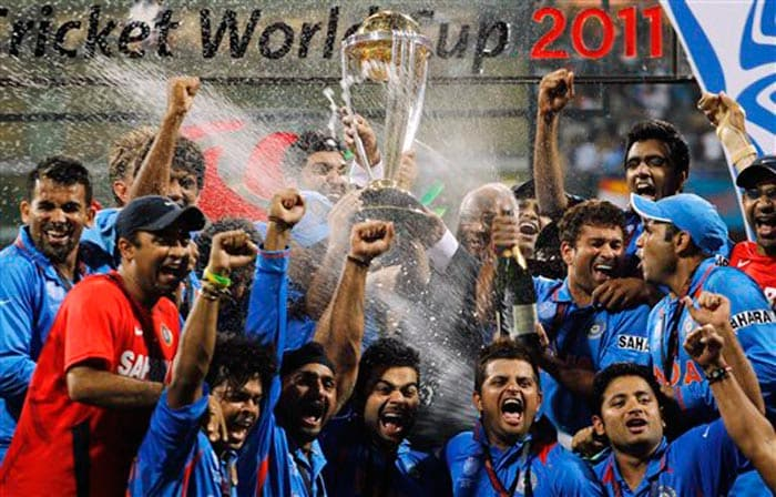 I am so proud of Team India! Me and my family are very proud to be Indian even if we live in Ontario. Chak de India!<br/><br/>Raveena Baraich, Canada
