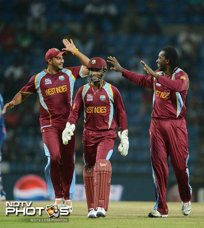 However, England just left it too much at the end and some disciplined bowling from the West Indies when it mattered did not help the English cause either. They finished off at 164/4, 16 short of their target. West Indies will take confidence from this win into their next game while England shall reflect on where they went wrong.
