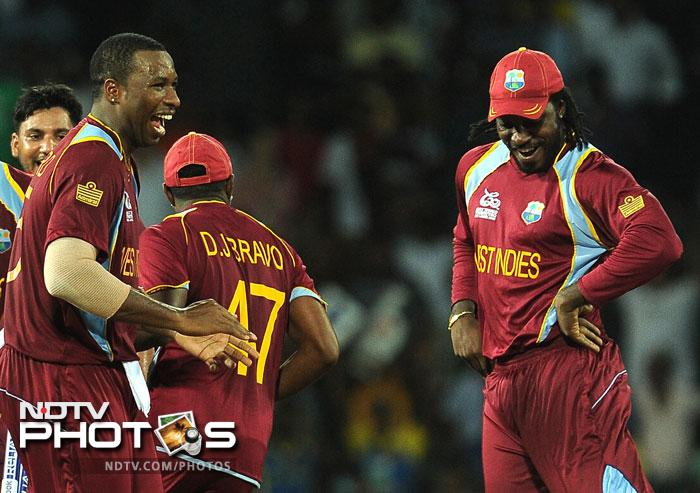 """""""So its Sri Lanka vs W.I in the final Sunday :)...Hard luck Pakistan!! Now I know who Pakistan will be supporting!. Blessed all...1 Luv!!"""","""" Gayle had tweeted after Thursday's first semi-final."""