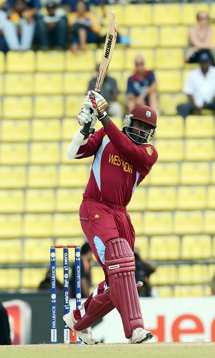 The World T20 in Sri Lanka saw two sides of Chris Gayle. One was his usual swashbuckling form with the bat has he made the bowlers runs for cover and the other was his party instincts as he added a Jamaican flavour.