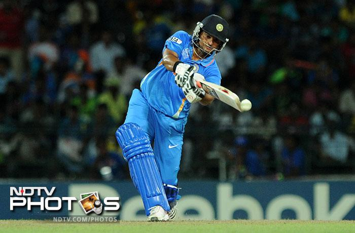 Suresh Raina proved his worth as a good finisher scoring a brisk 45 off 34 balls with 5 fours. With Rohit Sharma making 25 and MS Dhoni hitting 23, India reaches a respectable 152/6 in 20 overs. It meant they had to restrict South Africa to 121 or less for making it to the semis.