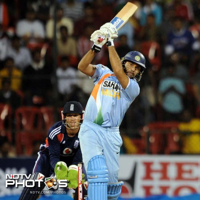 <b>Yuvraj's Six Sixes:</b> Doesn't that knock underline India's World T20 experience in 2007? Yuvraj slammed six sixes in an over of Stuart Broad to teach Andrew Flintoff and the entire world an important lesson - never rub a <i>Punjab da Puttar</i> the wrong way, it backfires!
