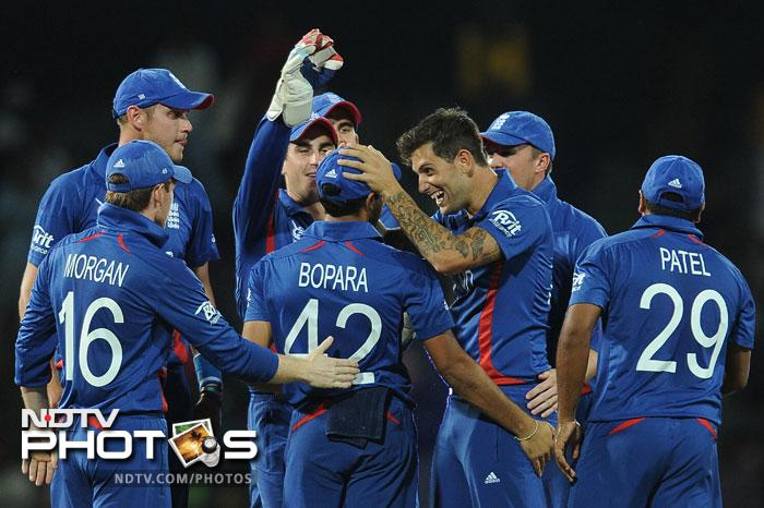 But the hole got even deeper for Afghanistan as they were reeling at 26/8 and looked in danger of being bowled out for the lowest score in T20 Internationals.