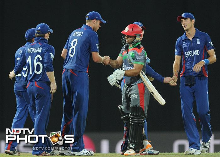 But Naib could not change the end result of the match as Afghanistan were bundled out for 80 runs, giving England a 116 run victory. England will draw confidence from this win when they clash with India next on Sunday.