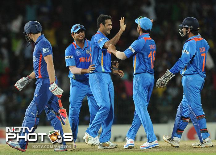 India delivered a stunning team effort as they crushed England by a huge margin of 90 runs in Colombo. The spinners came to the party as Harbhajan Singh and Piyush Chawla shared 6 wickets between them.