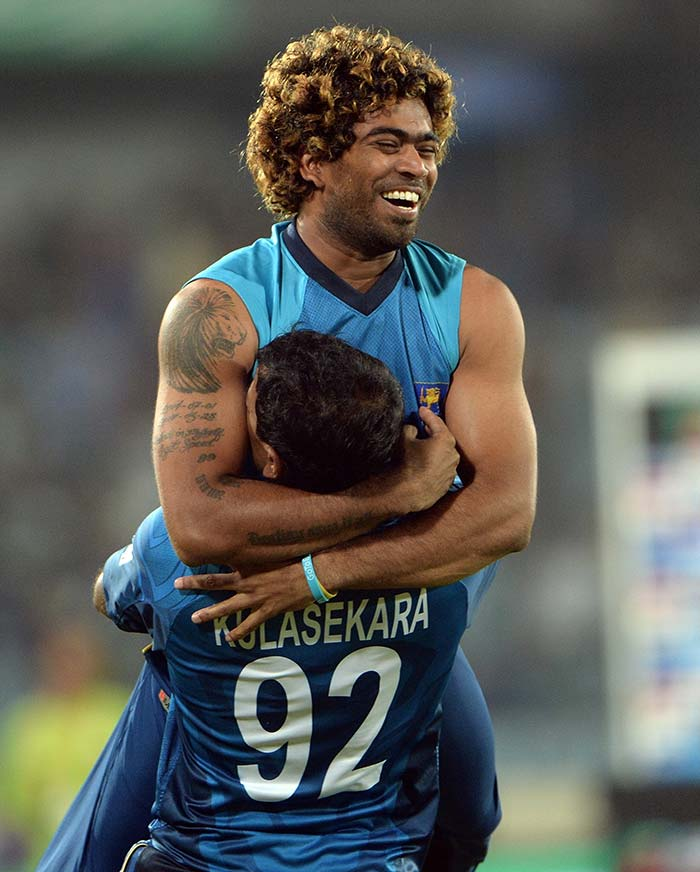 Lasith Malinga, who stepped in to lead the side for the last three matches, did exceptionally well to take his team to a title triumph and like most others, dedicated it to the two retiring stalwarts.