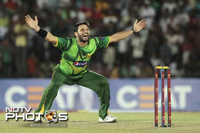 Shahid Afridi is a bowler's nightmare with the bat, but he also has the highest number of World T20 wickets to his credit. Till date he has collected 20 wickets with his best being 4/11.