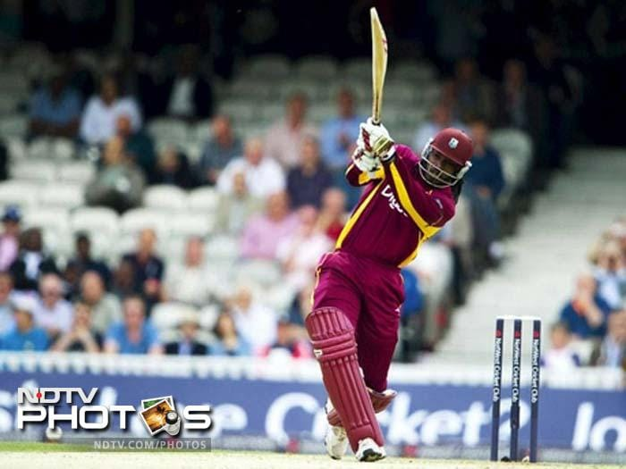 With 153.47, Chris Gayle, with little doubt, has the highest strike rate in World T20. He was also the first one to hit a World T20 century (against South Africa in 2007).