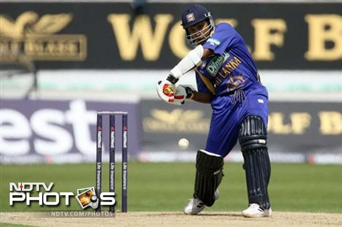 As the World T20 gets underway in a few days time, we look at those made the most of the tournament. Like Mahela Jayawardene who has scored the most number of runs over the past three editions. The Sri Lankan skipper has 615 runs at an average of 41. (All photos AP and AFP)
