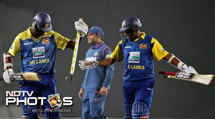 Sri Lanka scored the most number of runs ever in a World T20 match when they thumped Kenya in 2007 with a massive total of 260/6.
