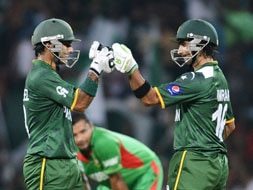 Photo : World T20: Pakistan book place in Super Eights