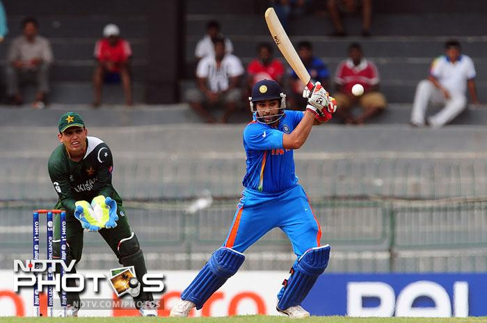 Virat was well supported by Rohit Sharma who found form with a 40 ball 56 and they saw India through to a challenging 185/3.