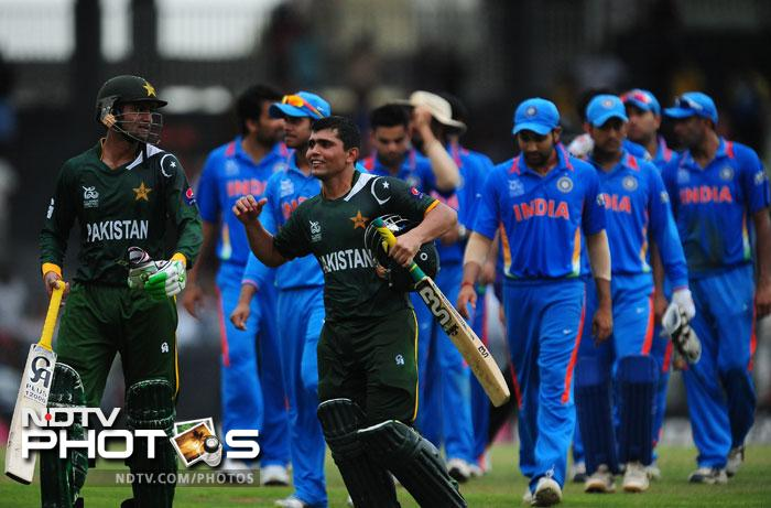 Pakistan won the game by 5 wickets with 5 balls to spare. While this may have been just a warm-up, the intensity of the match was anything but warm. For Pakistan this win boosts their confidence before their campaign starts and India have to clean up their act before the big matches.