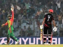 World Twenty20: B'desh through to Super-10, Nepal stun Afghanistan