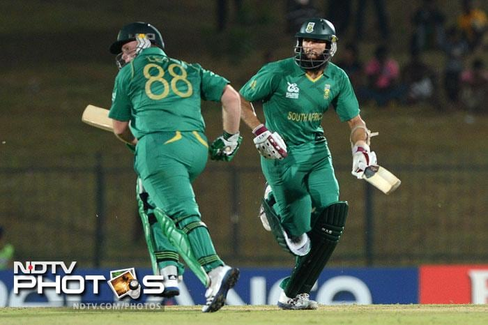 Ultimately South Africa achieved the target in the 13th over. It was a comprehensive win and just the tonic they needed before the big games. Zimbabwe go out of the tournament and have to regroup after this crushing defeat.