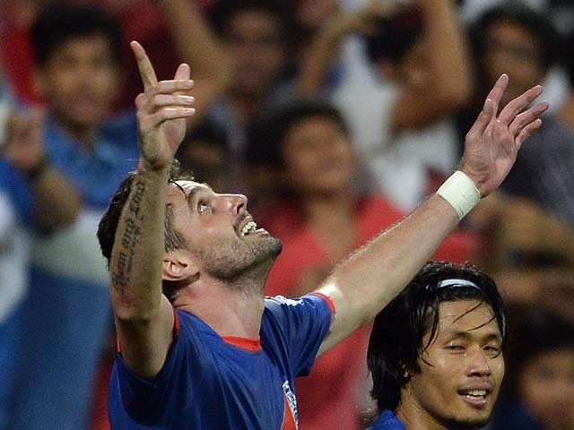 ISL: Mumbai City FC Put Five Past FC Pune City