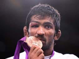 Yogeshwar Dutt bags India's fifth Olympic medal