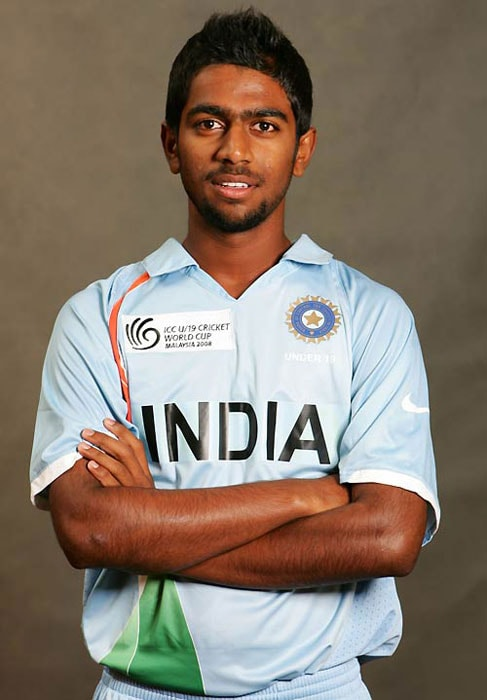 This 21-year-old Tamil Nadu batsman, if makes his debut, is likely to open the innings with Murali Vijay, who also play for Tamil Nadu, in the absence of Virender Sehwag and Gautam Gambhir. Mukund has scored 3446 runs in 40 first-class matches with the help of 13 centuries. He also has a triple ton to his credit.