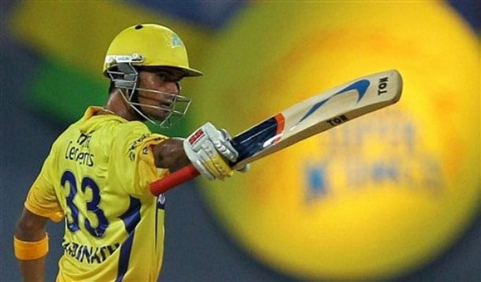 Another Tamil Nadu player makes it to the list. Although he has represented India in 2 Tests and 3 ODIs, he failed to make much impression. However, riding on his domestic performance, he made the cut. In 97 first-class matches, he has scored 7478 runs with the help of 27 centuries and 32 fifties.