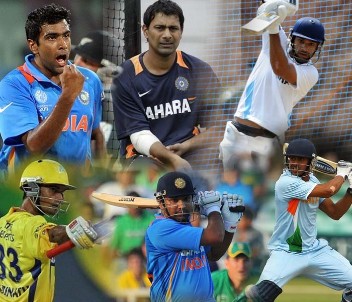 With most of the seniors out of the West Indies tour, the selected youngsters have the chance to cash in on the opportunity. But making it to the team in place of Sachin Tendulkar, Virender Sehwag, Yuvraj Singh and Gautam Gambhir, is no mean task. So we take a quick look at the credentials of those youngsters who have got the nod ahead of the rest.