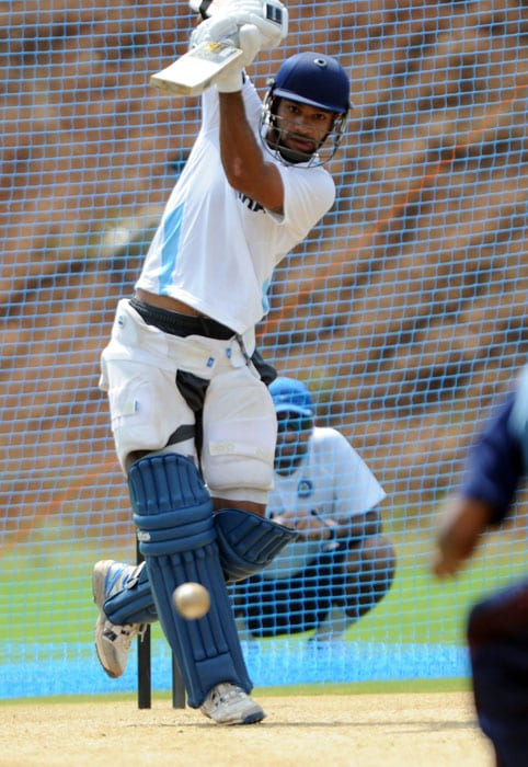 Shikhar Dhawan's only stint for the Indian team was against Australia in October last year but that wasn't a memorable debut. This Delhi lad has the talent and he has proved it in the first-class cricket. In 61 matches, he has scored 4110 runs. In the recently concluded IPL, he was the top most scorer for the Deccan Chargers with 400 runs.