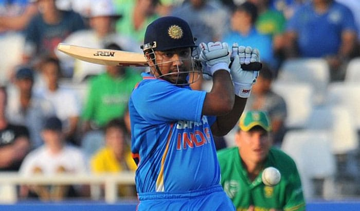 He's undoubtedly one of the best talents we have today, but he's not really lived up to his potential. He last represented India in January this year against South Africa, where he scored just 49 runs in 5 ODIs. Having missed the World Cup already, it's one opportunity that Rohit should grab with both hands.