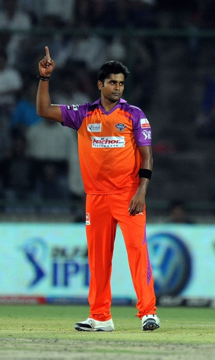 This Karnataka pacer caught everyone's imagination with his bowling in the Indian Premier League while playing for the Royal Challengers Bangalore. In 46 IPL matches, Vinay picked 42 wickets. His first-class records are equally impressive. In 62 matches, he has taken 229 wickets. And though he had made his debut for India last year while playing against Australia, he took just 2 wickets in 2 ODIs.