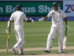 Younis Khan Becomes Joint-Highest Test Centurion for Pakistan