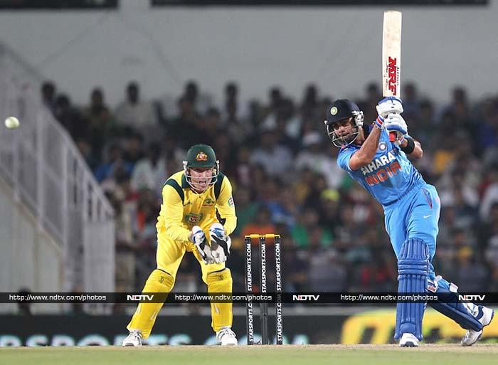 Virat Kohli's form this year is something he will look to carry into the tour of South Africa.