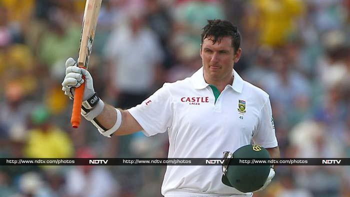 Graeme Smith is whom South Africa hopes to provide that early burst at the top of the order.