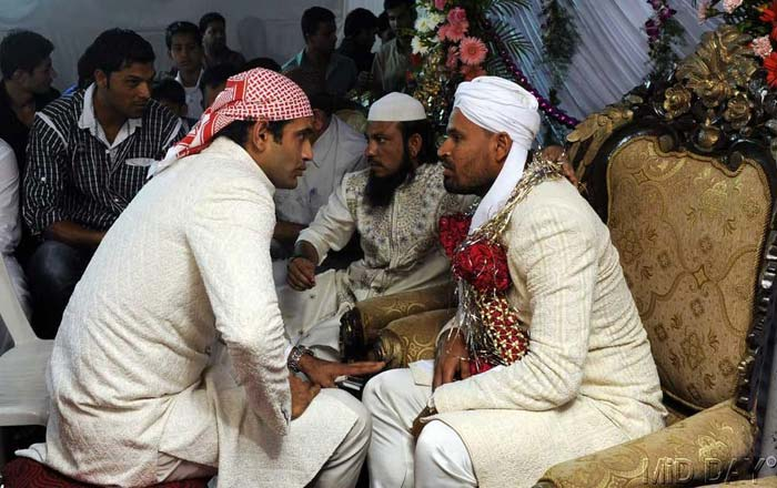 """Yusuf Pathan and his wife's wedding reception (""""Dawat-e-Walima"""") will be held in Vadodara. (Photo credit: Mid-Day.Com)"""