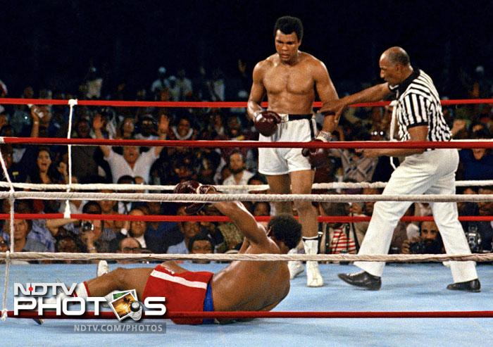 <b>Muhammad Ali:</b> Muhammad Ali was stripped of his heavyweight world titles after he refused to fight in the Vietnam War. He was forced into retirement in 1964. But the fighter that he always was, Ali returned to the boxing ring six years later. He won back the World heavyweight title in 1974.