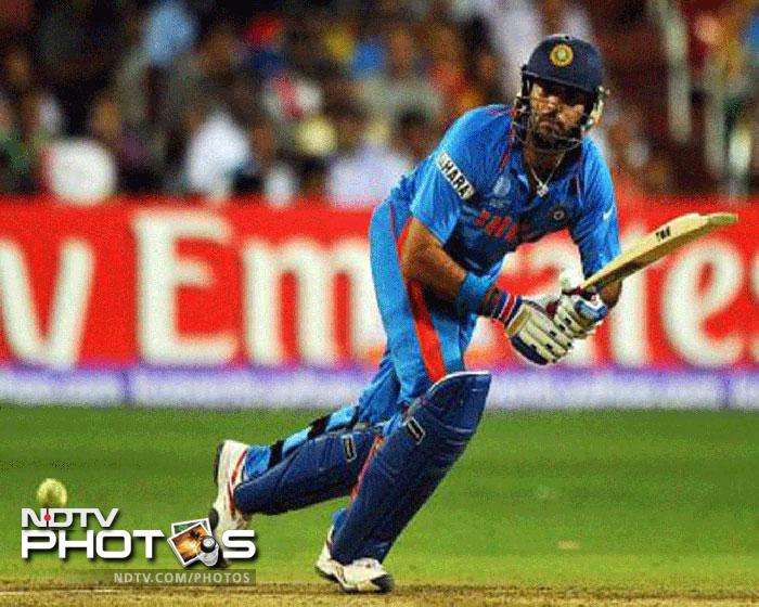 <b>Yuvraj Singh</b>, who played pivotal roles in India's victories in U-19 World Cup in 2000, T20 World Cup in 2007 and ICC World Cup in 2011, returns to cricket after a year. It doesn't really matter if he scores big or not, that he has defeated death and is back on the field is what truly matters now.