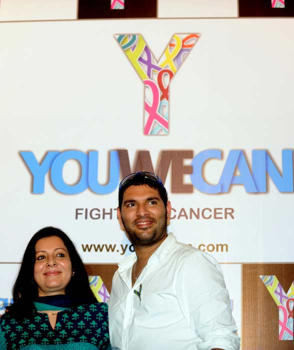 Yuvraj was at an event to spread awareness about cancer. He said that he finds pity and sympathy (towards cancer patients) very irritating.