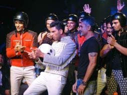 Yuvraj Singh Joins Bollywood Beauties, Sizzles on Ramp