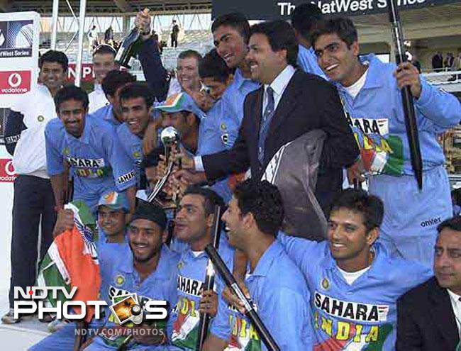 <b>69 vs England in 2002:</b> This was the NatWest final in 2002. And this match heralded the new era of Indian cricket. Chasing a mammoth total of 325 runs, India were tottering at 146 for 5 when Mohammad Kaif and Yuvraj Singh combined. These young Turks took up the challenge and successfully chased the target. While Yuvraj faltered towards the end, he was the first one to jump the fence and run onto the field once Zaheer Khan and Kaif crossed for the winning run.