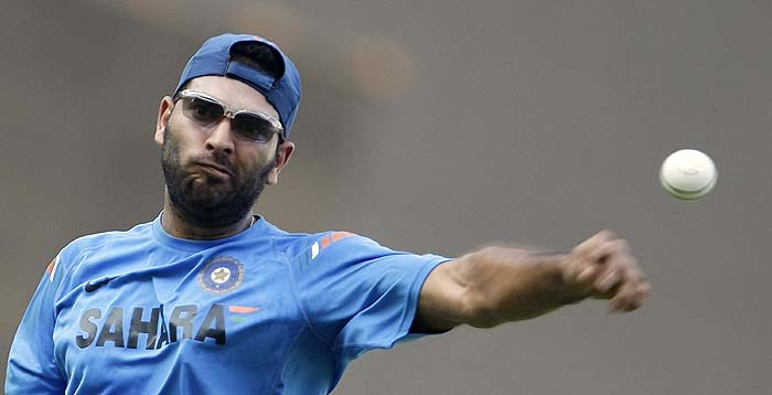 <b>Best knocks:</b> An on song Yuvraj is a treat for all cricket lovers. The southpaw's sheer timing, high backlift and Punjabi Power make each of his knocks praiseworthy. But some of his best knocks are:<br><br><b>110 vs West Indies in 2006:</b> Known for his ability to bat well under pressure, Yuvraj pulled a tottering India from 51/3 to victory with a brilliant ton in Colombo.<br><br><b>118 vs England in 2008:</b> Yuvraj seems to be too fond of England bowlers. Of his 12 ODI tons, three have come against them and all of them for a winning cause. On a testing Indore track, Yuvraj played a quite unlike him knock, a patient and subdued innings to take India through.<br><br><b>112 vs Pakistan during Lahore Test in 2004:</b> On a seaming track of Lahore where Indian batsmen struggled to find their feet, Yuvraj played a face-saving knock of 112 runs. Though India lost the match, Yuvraj proved that he had a cool head and mature head on his young shoulders.<br><br><b>169 vs Pakistan in Bangalore in 2007:</b> All his Test tons have come against Pakistan, the last one came in 2007 in Bangalore when he made a magnificent 169 runs with Ganguly playing on the other end. While Ganguly stole the show with a double hundred, Yuvraj's performance got him a place in the Test side for the Australia series.<br><br><a href='http://cricket.ndtv.com/cricket/ndtvcricket/readforum.aspx?trdid=2775'>Wish Yuvraj on his 28th birthday</a>
